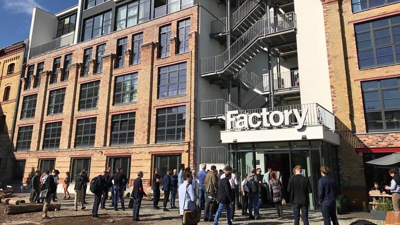 Innovationspartnerschaft mit der factory berlin ergo for Ergo berlin