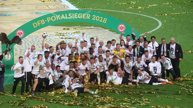 75 Dfb Pokal Finale Das Wunder Von Berlin Ergo Group Ag