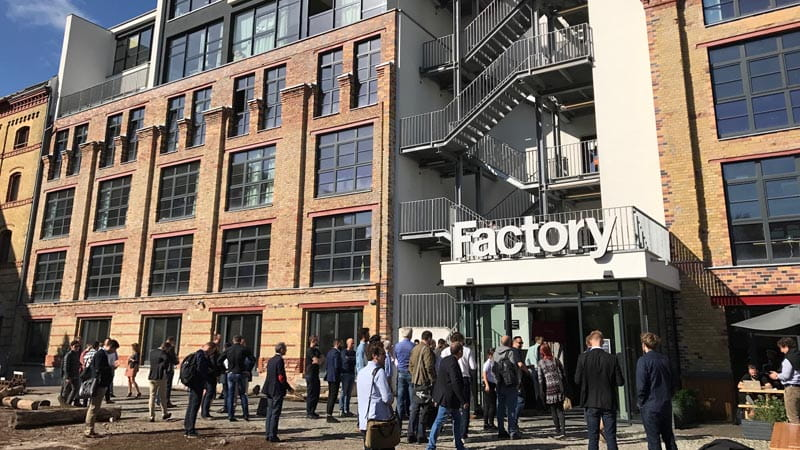 Innovation partnership with factory berlin ergo group ag for Ergo berlin