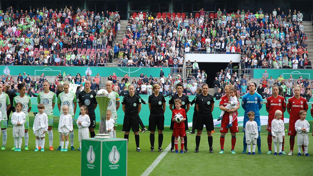Dfb Pokal Finale Damen
