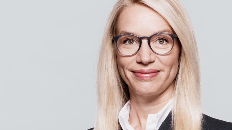 Anke Schaks, Head of ERGO Investment Products and Managing Director of MEAG